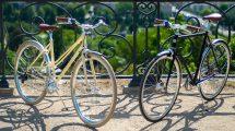 L'Asphalt et la Flâneuse d'InFiné Cycles, des nouveaux vélos urbains français