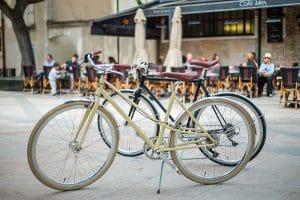 Vélos le Flaneuse et l'Asphalt