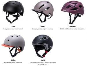 Casques vélo Kali Protectives, une gamme complète pour 2020