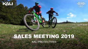 kali protectives sales meeting
