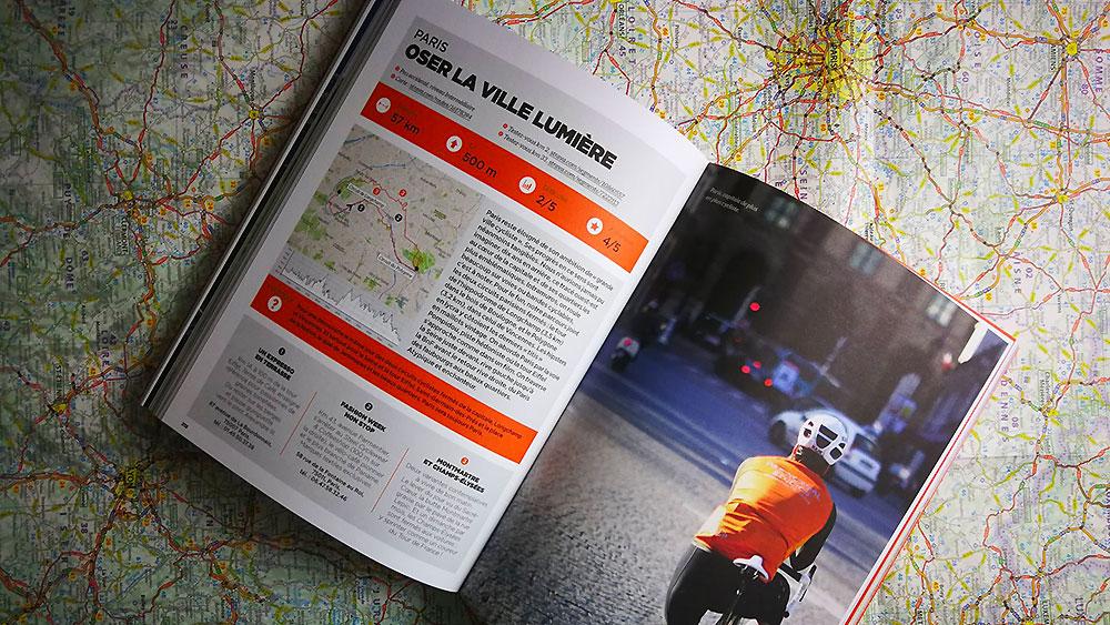 L'atlas du vélo augmenté par Strava, 250 itinéraires !