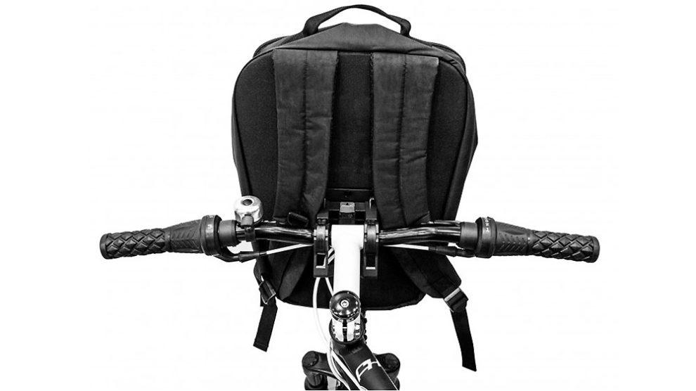 Sac-à-dos-Hapo-G-avec-fixation-de-vélo-universelle-sur-cintre