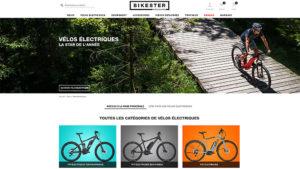 Bikester la boutique en ligne spécialiste des vélos électriques