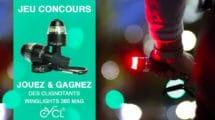 Gagnez des clignotants WingLights 360 Mag de Cycl