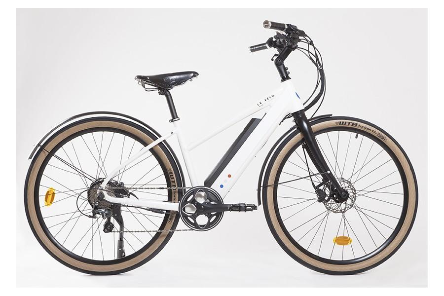 Le vélo urbain électrique par Le Vélo, Mad in France