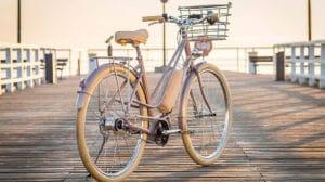 Vélo électrique Eve'E 7 Evening Sky de Creme Cycles