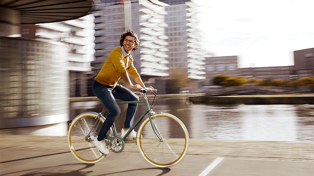 Vélo urbain et ville