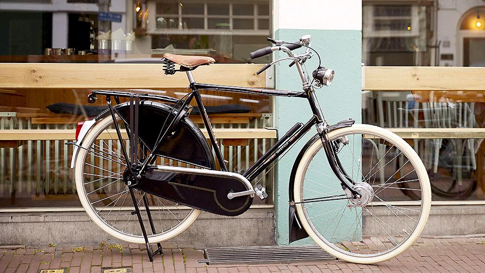 Vélos hollandais