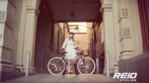 Découvrez le vélo de Promenade Reid Classic Plus chez de SANTAFIXIE