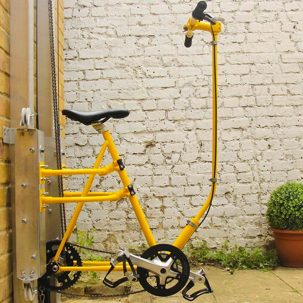 vélo vertical