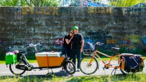 Documentaire vidéo urbain Motherload sur le vélo cargo