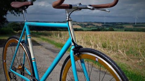 Des peintures personalisées pour votre vélo urbain