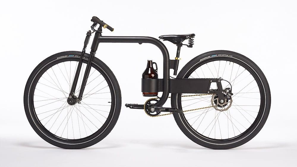 Vélo urbain Growler City Bike Joey Ruiter
