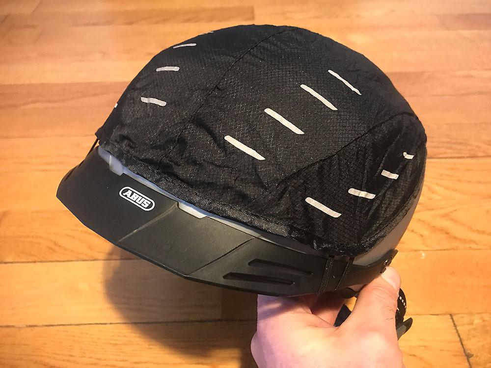 capuche casque urbain Abus Pedelec 2.0