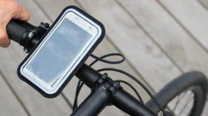 Support de téléphone Shapeheart pour vélo