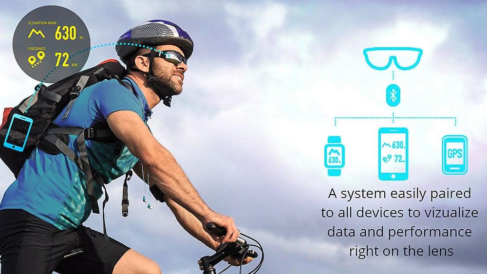 Découvrez les lunettes connectées ActiveLook