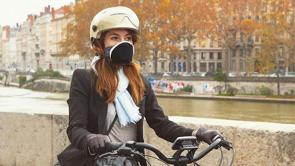 Masque anti-pollution Wair respirant
