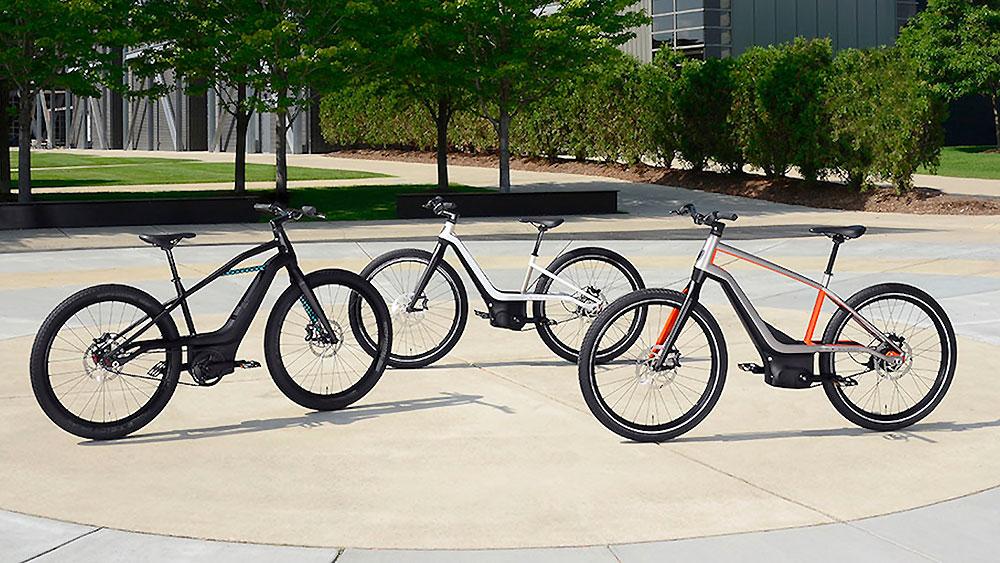 Harley-Davidson dévoile son vélo électrique Rude Boy