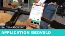 Geovelo, l'application des cyclistes