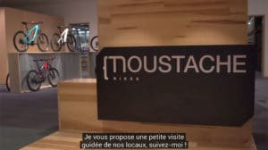 Moustache Bikes, née dans les Vosges
