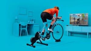 Zwift et votre Home Trainer