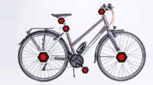 Insert antivol Hexlox pour vélo