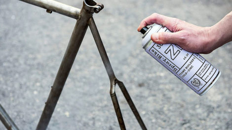 Spray Bike peinture vélo