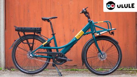 Oklö propose le vélo Postal