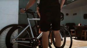 Vélo Fixie Santafixie Raval