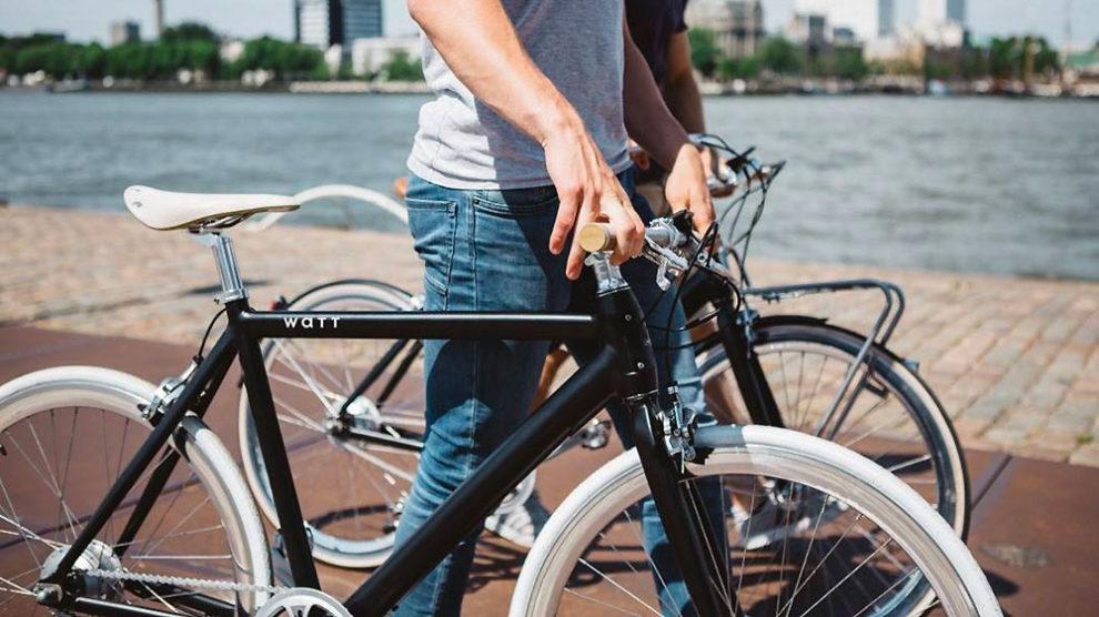 Vélo électrique Watt Mobility