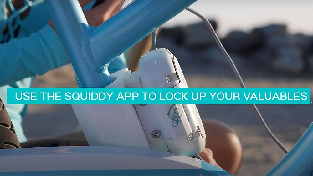 Antivol Squiddy Lock