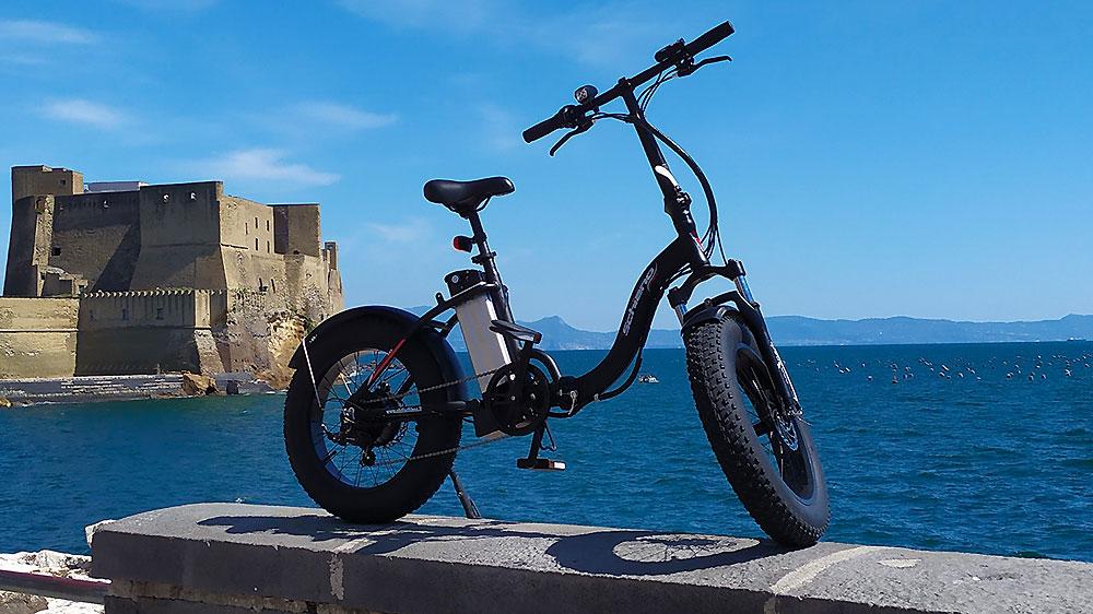 Aton vélo électrique pliable