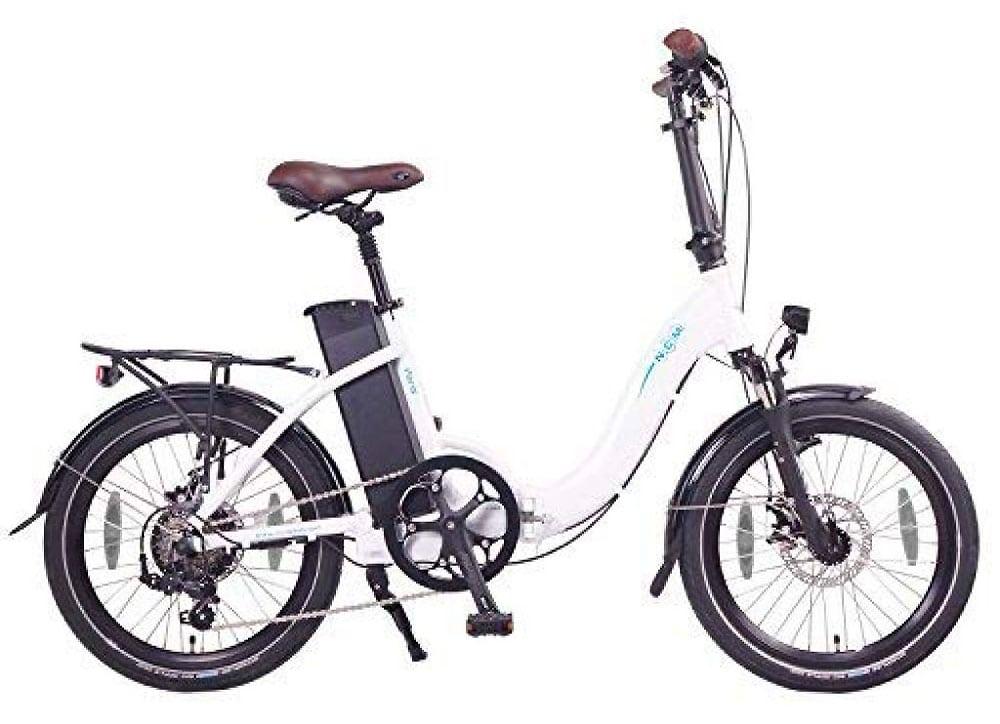 Vélo électrique NCM Bikes Paris