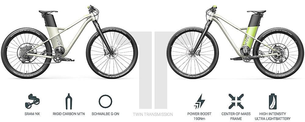 Vélo électrique TTS Commuter