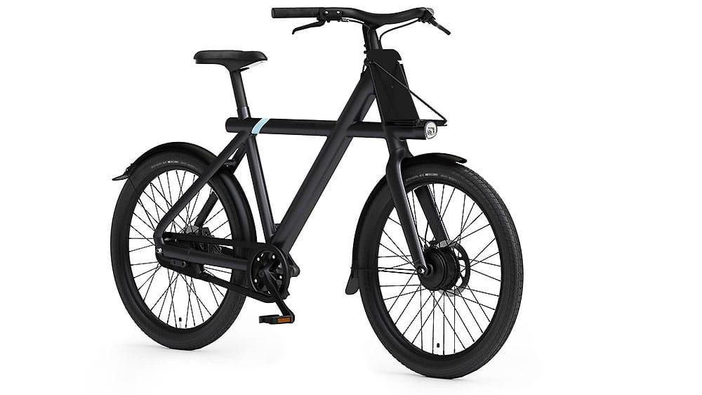 Vélo électrique VanMoof S3 & X3