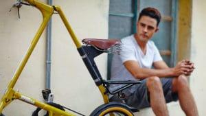 Vélo pliable Strida LT