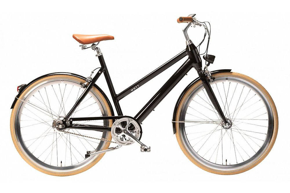 Vélo Urbain Electrique Femme Watt Boston