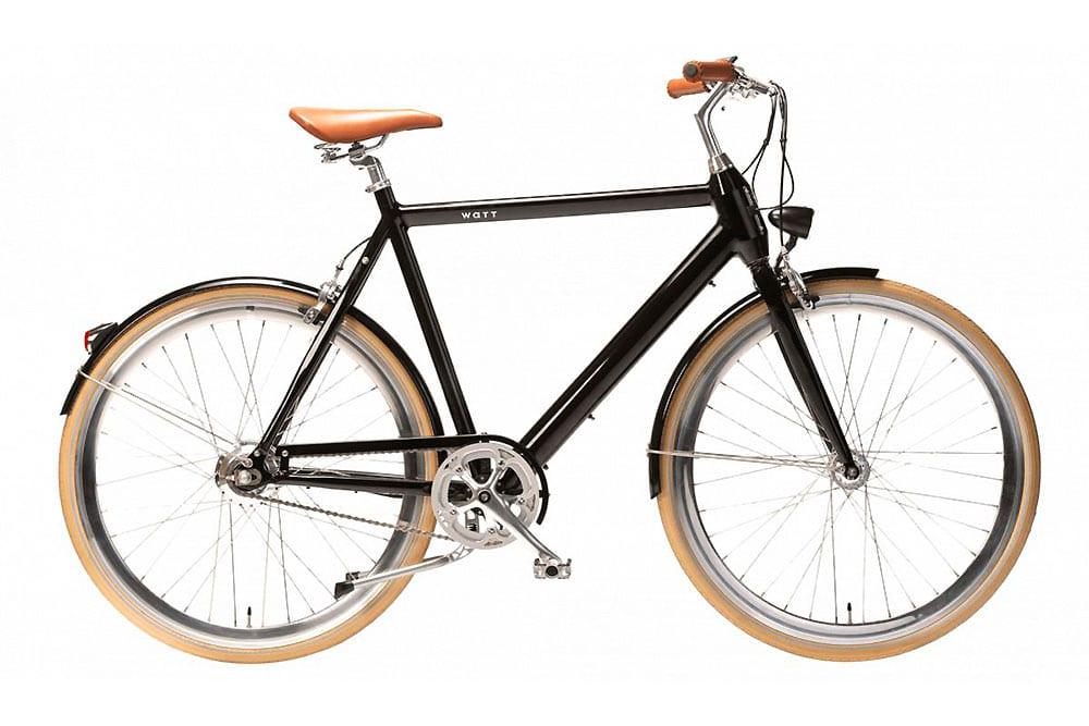 Vélo Urbain Electrique Watt Boston