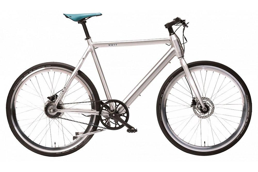 Vélo Urbain Electrique Watt Brooklyn