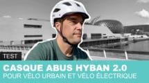 Casque Abus Hyban 2.0