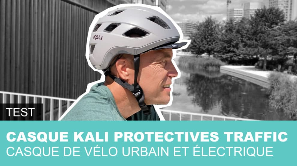 Casque Kali Protectives Traffic