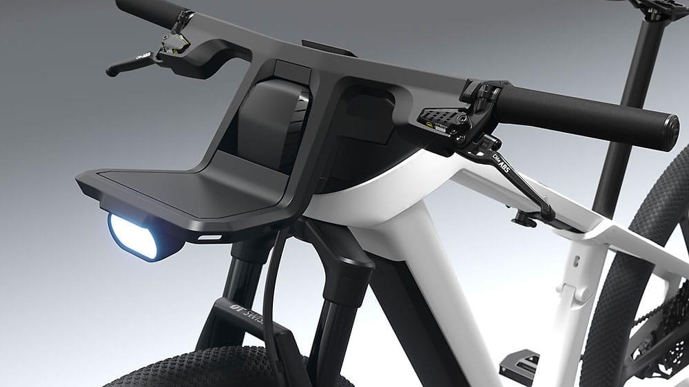 vélo électrique Design Vision Bosch