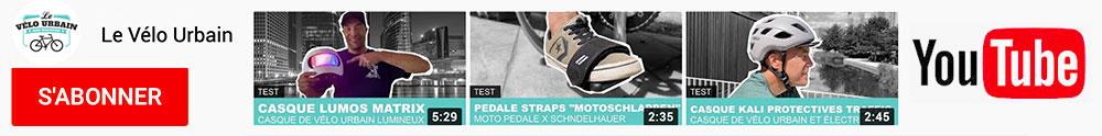 Le Vélo urbain YouTube