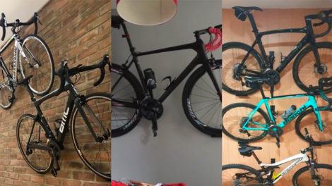 D-Rack solution de rangement vélo