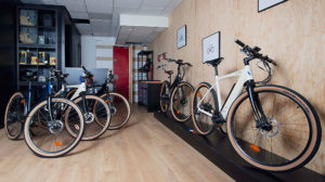 Showroom Le Vélo Mad