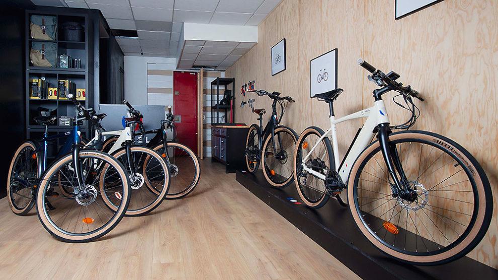 Showroom Le Vélo Mad