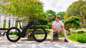 Reevo l'e-bike électrique