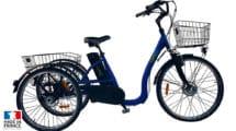 Vélo électrique Cyclo2 Comfort 26+