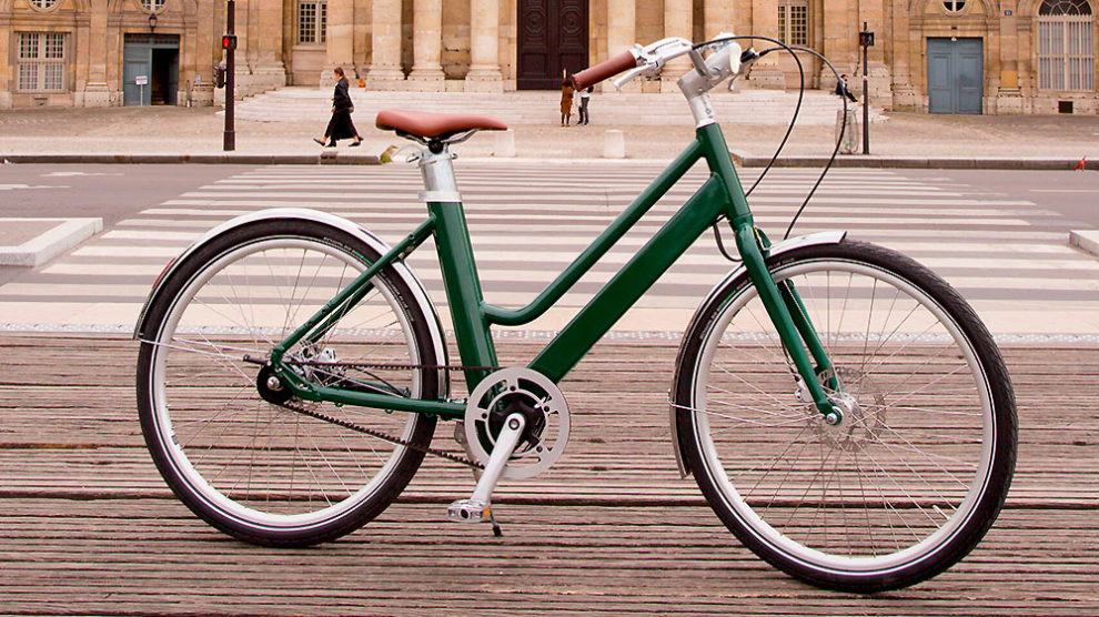 Vélo électrique Voltaire