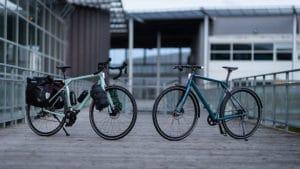 Vélo Ellipse M1